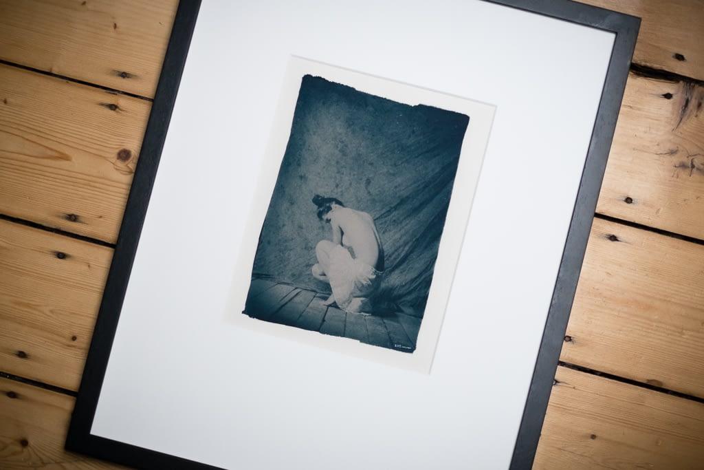 fine art cyanotype